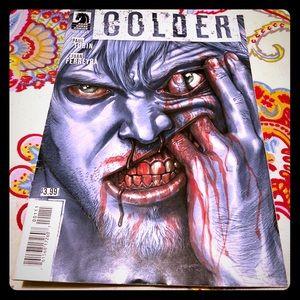 COLDER COMIC BOOK OMNIBUS COMIC ISSUE 1 OF 5 1991